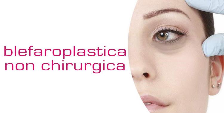 Blefaroplastica non chirurgica con plexr Milano
